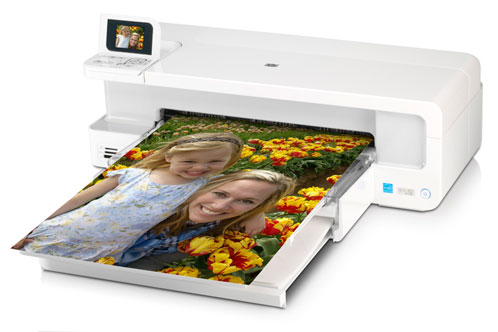 Review: HP Photosmart B8550 Photo Printer